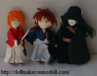 Anime Doll Making