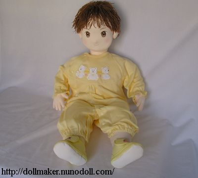 How To Make Life Size Baby Doll