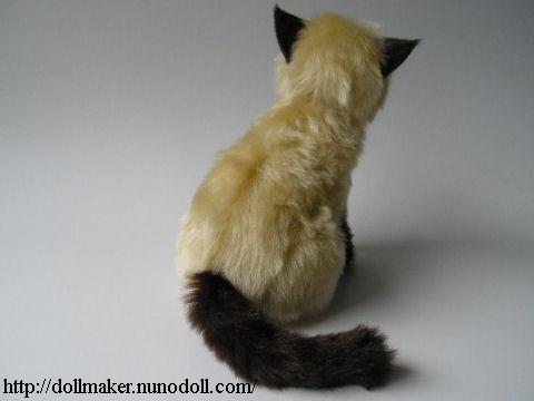 Stuffed Kitten Toy For Dog