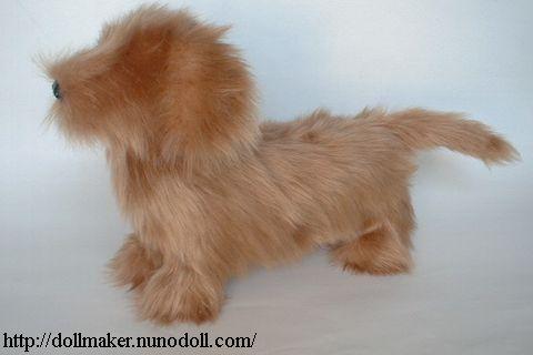 How to Make & Sew a Stuffed Dog | eHow
