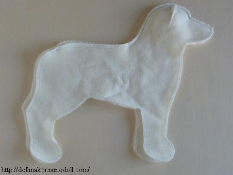 Japanese Dog Sewing
