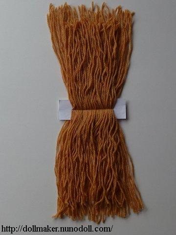 Basic Doll Hair