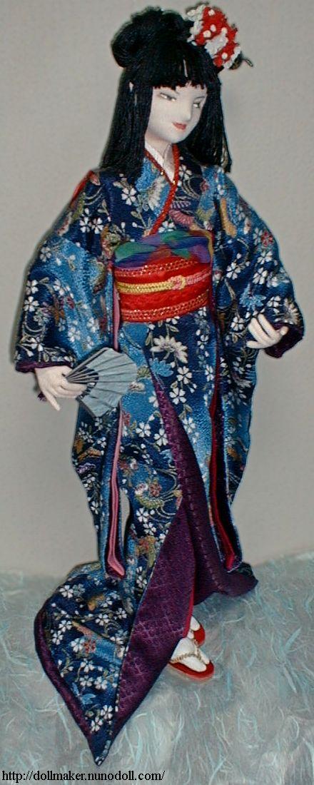 Dog Kimono Pattern