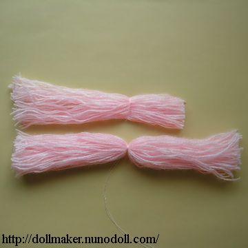 Grappes de fil