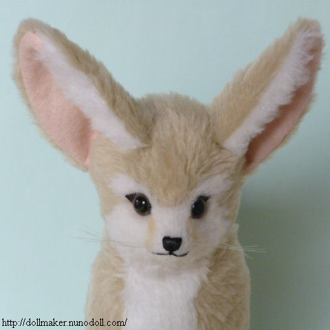 Amigurumi Fifi the Fennec Fox pattern by Sweet N' Cute Creations ... | 480x480