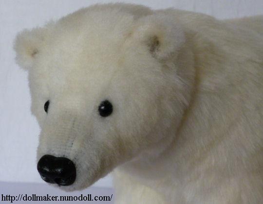 Stuffed Polar Bear Sew