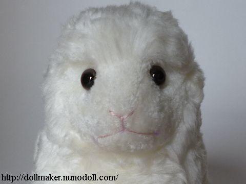 Stuffed Sheep Stuffing