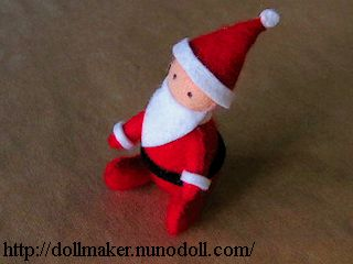 Mini Père Noël
